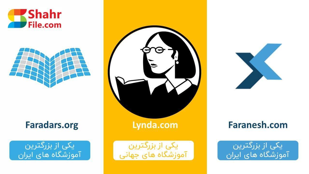 آموزشگاه های آنلاین