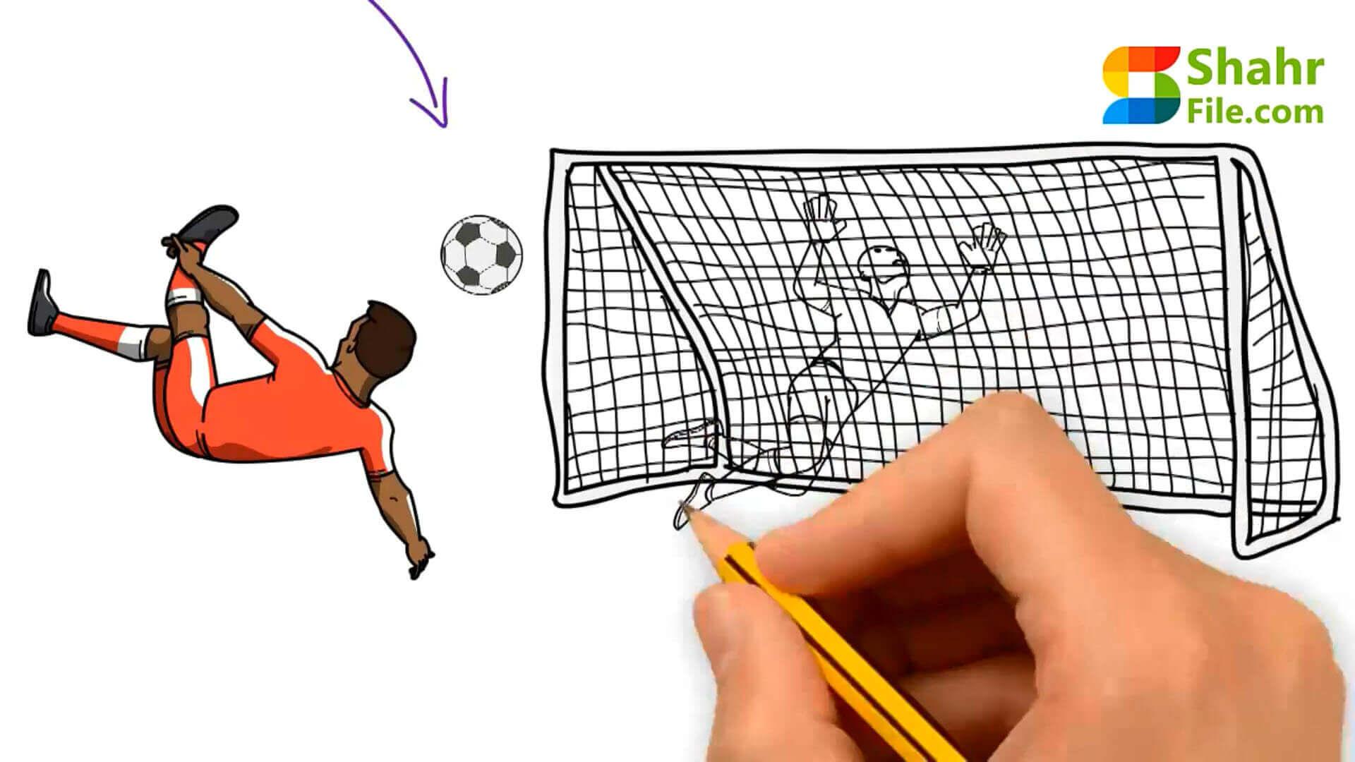 آموزش انیمشن سازی داستانی آموزش نرم افزار Video Scribe آموزش ویدیو اسکرایب (1)